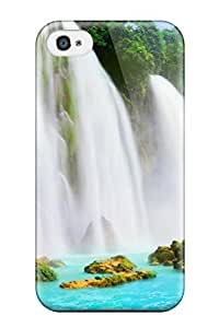 Fashionable Style Case Cover Skin For Iphone 4/4s- Waterfall