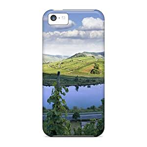 linJUN FENGAmRstHp5873ipktC Case Cover Horseshoe River ipod touch 5 Protective Case