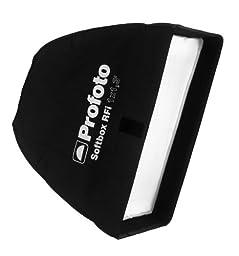 Profoto 254701 RFi 1x1.3 Inches (30x40 cm) Softbox (Black)