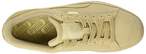 Beige pebble Pebble Erwachsene Puma pebble Tonal Sneaker Suede Classic Unisex OCqAwY