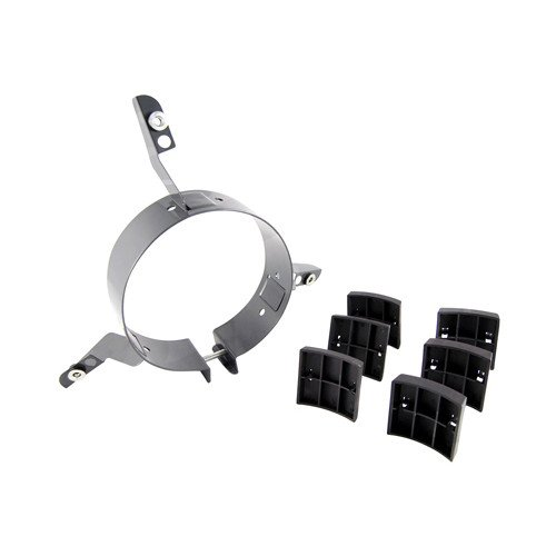 Direct Drive Electric Motor (Universal HVAC Direct Drive Flexible Motor Mount Bracket Expandable From 5 - 5.5