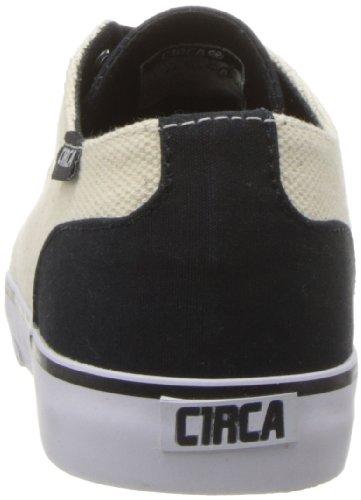 C1rca Mens Drifter Skate Schoen Zwart / Hennep