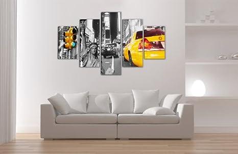 Visario Cuadros en Lienzo 160 x 80 cm Nr 5529 Abstracto