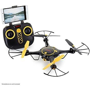 Amazon com: Tenergy Syma X8SW Wi-Fi FPV Quadcopter Drone