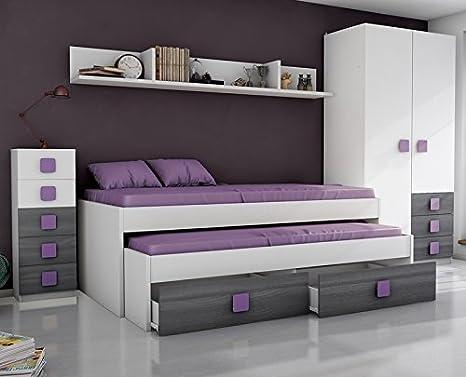 Camere Da Letto Giovanili : Progetti per rinnovare la tua camera da letto fotogallery