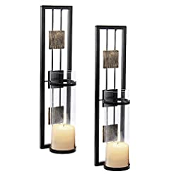 Shelving Solution Wall Sconce Candle Hol...