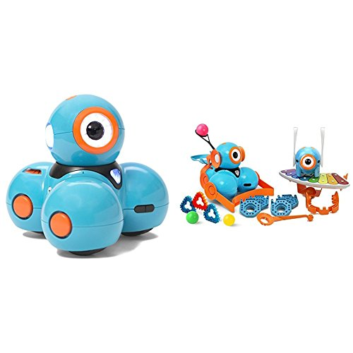 Wonder Workshop Dash Robot with Wonder Workshop Dash & Dot Robot Wonder Pack Bundle by  (Image #1)