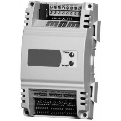 Honeywell Receiver Only for wireless temp sensor kit, No HW logo - Black and White - WRECVRU/U ()