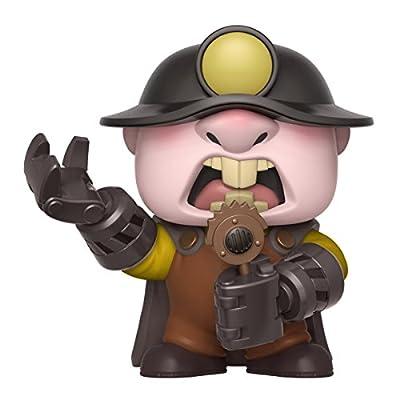 Funko Pop! Disney: Incredibles 2 - Underminer Collectible Figure: Funko: Toys & Games