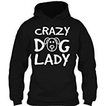 Crazy Dog Lady T Shirt, Dog Lovers Shirt, Gift For Dog Lovers