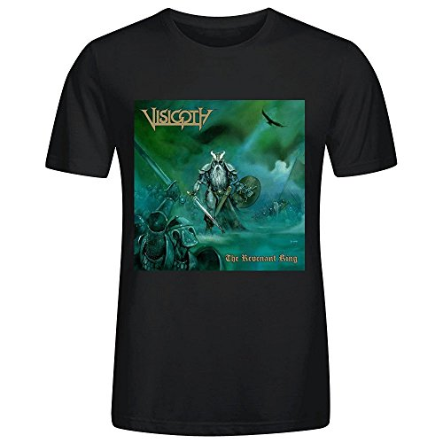 visigoth-the-revenant-king-graphic-t-shirts-for-mens-round-neck-black
