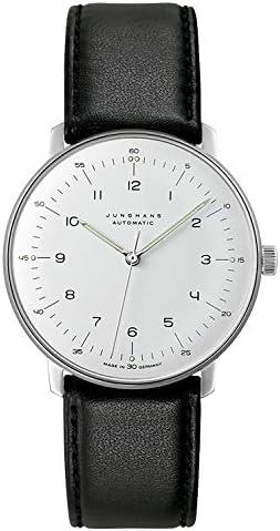 正規品 JUNGHANS max bill ユンハンス マックスビル 027 3500 00 automatic 腕時計