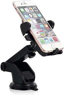 Soporte Universal para Coche 360 ° para Parabrisas para teléfono Celular GPS iPhone Samsung