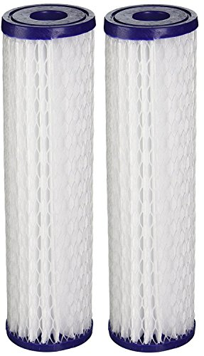 Whirlpool 149008 2-Pack Standard Whole House Pleated Replacement Water Filters WHKF-WHPL by Whirlpool