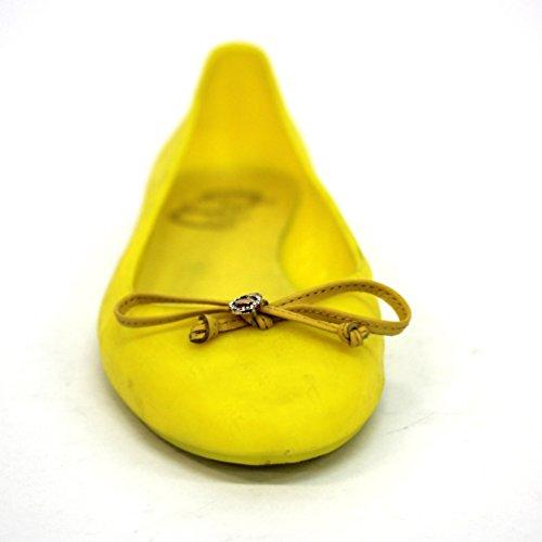Juicy Couture detalladas y de lazo con logotipo de Billabong, UK 5, con diseño de Liverpool CLUB £109 Amarillo - Yellow diamond