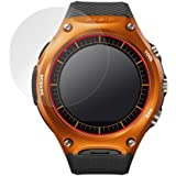 OverLay Magic for Smart Outdoor Watch WSD-F10 (2枚組) 液晶 保護 シート 傷修復 耐指紋 防指紋 指紋がつきにくい キズ修復 液晶 保護 シート フィルム プロテクター OMWSDF10/2/12