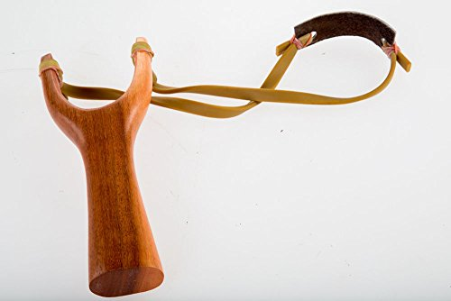slingshot-wood-carved-catapult-handmade-sport-hunting-craft-toy-game-collectible