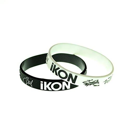 IKON 3d Silicon Wristband Bracelet Accessoires