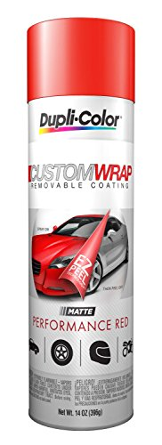 Dupli-Color CWRC300 Custom Wrap Removable Coating - 14 fl. oz. by Dupli-Color