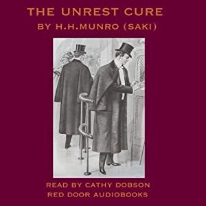 The Unrest-Cure Audiobook