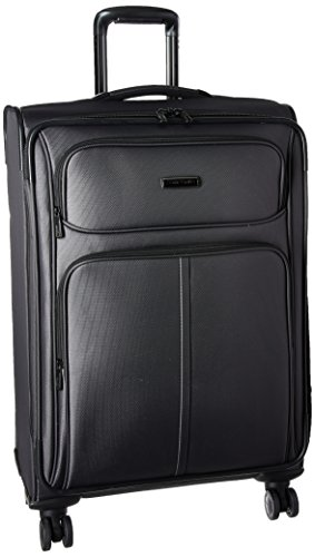 Samsonite Checked-Medium, Charcoal