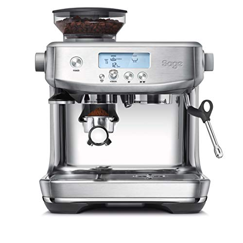 Sage Appliances the Barista Pro Bean to Cup, 1680 W, 2 liters, Brushed Stainless Steel
