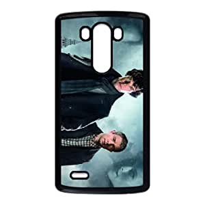 LG G3 Black Sherlock phone cases protectivefashion cell phone cases HYQT5757060