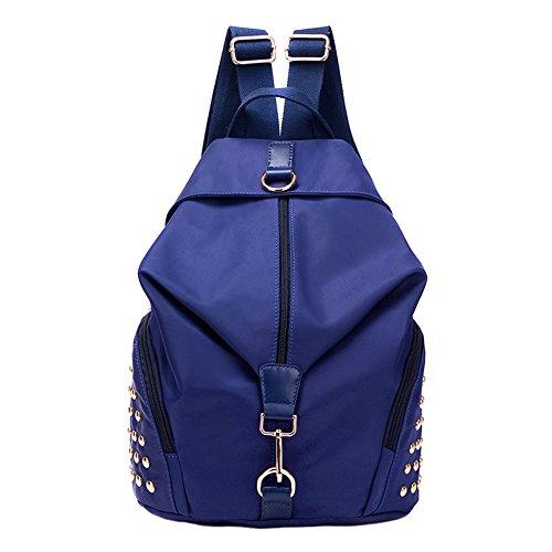 Cloth Buckle Storage Box Small (Blue) - 7