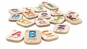 Plan Toys Braille Alphabet A-Z