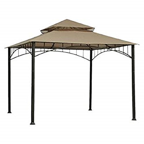Threshold Gazebo Replacement Canopy 10' Square - Brown Linen by Threshold