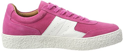 discount newest Selected Women's Slfdina Suede Trainer B Low-Top Sneakers Multicolour (Love Potion Love Potion) clearance low price fee shipping clearance footlocker pictures nCR5H