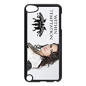 Ipod Touch 5 Phone Case Within Temptation F5K8090 by lolosakes