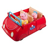 Peppa Pigs Red Car