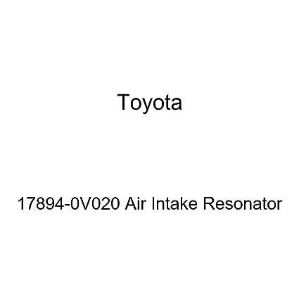 Genuine Toyota Resonator 17894-0V020