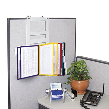 Durable Vario Reference Partition Wall System, 10 Panels by Durable