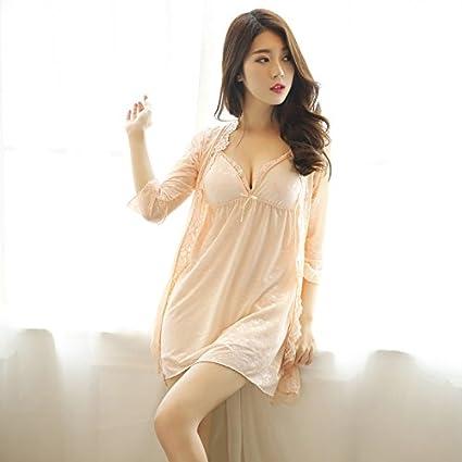 WXIN /Mujeres /Mujeres /Eslingas Camisones Pijamas Camisones Dos Piezas /Lace Tracksuits/