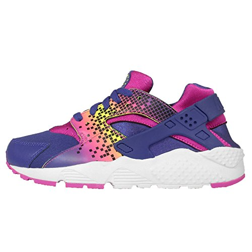 Print fr Run Nike De Nght Entrainement nght Noir brght Fille gs Chaussures Dp Rose Pnk Running Huarache C Violet xZZwg5qE