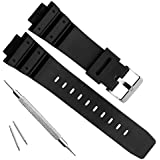 Natural Poly Urethane Replacement Watch Band...