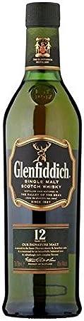 Glenfiddich - Single Malt Scotch - 12 year old Whisky