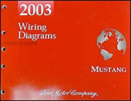 2003 ford mustang wiring diagram manual original ford Wiring Diagram for 2002 Ford Taurus