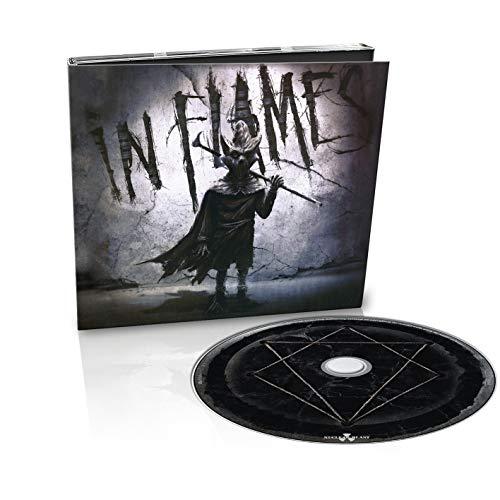 Flames In Music (I, the Mask (Digipack CD - inc bonus track))