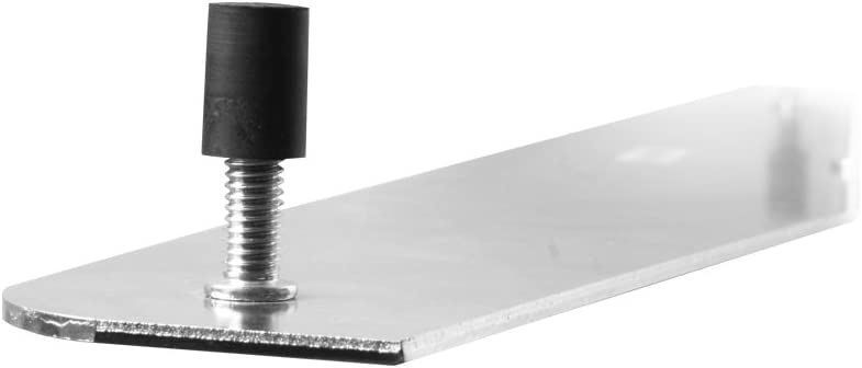 GG Grand General 30111 12 X 3 Inches Stainless Steel Bottom Plate