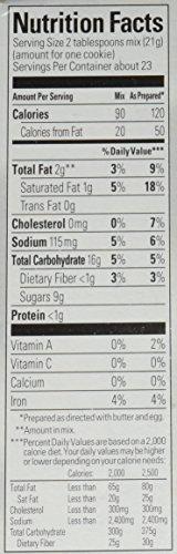 Ghirardelli, Premium Cookie Mixes, 16.75oz Box (Pack of 3) (Choose Flavors Below) (Dark Chocolate Chip)
