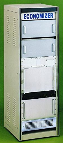 Economizer Rack - Rack Cabinet, EIA Universal Spacing, Vented, 19 Inch Equipment, Economizer, 40U, 75.31