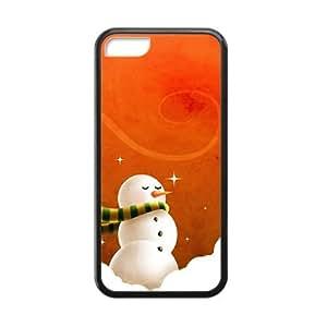 XiFu*MeiCute Snow Man Phone Case for iphone 6 4.7 inchXiFu*Mei