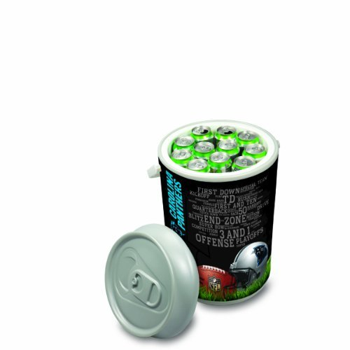 最終決算 NFL Carolina Panthers Insulated Mega 5-Gallon Can Cooler Cooler 5-Gallon [並行輸入品] Insulated B07K1F2QX2, 小町ジュエリー:b17de73b --- arianechie.dominiotemporario.com
