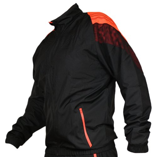 Adidas F50 Woven Jacket Black/Infared (Men)