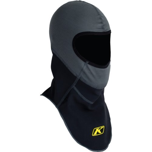KLIM Men's Standard Balaclava, Black, One Size Fits All