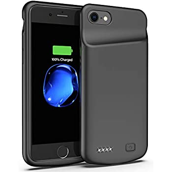 Amazon.com: iPhone 6S Battery Case, iPhone 6 Battery Case ...