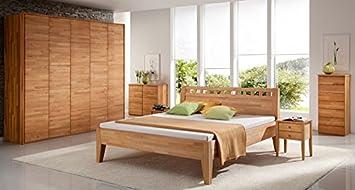 Schlafzimmer komplett Massivholz buche geölt individuell ...